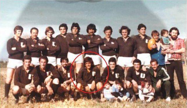 Uno de los equipos de Universitario que integró el Colo Zalazar.