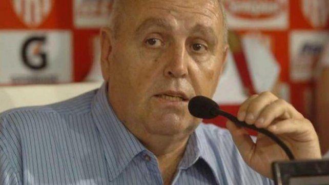 Luis Spahn reconoció que hubo tres candidatos para suceder a Madelón.