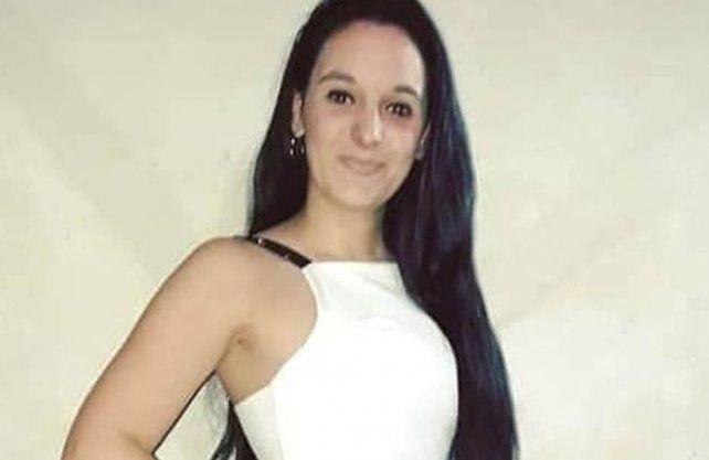Julieta Del Pino, la chica asesinada este fin de semana en el sur de la provincia.