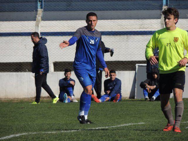 Pablo Ledesma deja Alvarado para jugar en Messina de Italia. Foto: La Capital de Mar del Plata.