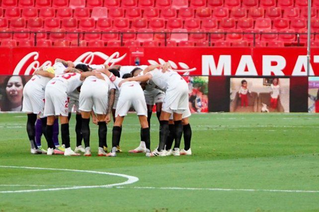Sevilla reportó un caso de coronavirus en su plantel en el regreso a los entrenamientos.