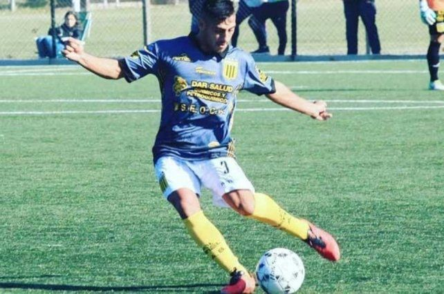 Mariano Arango es otro jugador de Almirante Brown que tiene coronavirus.