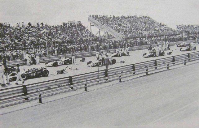 Las 300 Indy de Rafaela 1971, la carrera más importante en la historia de la ciudad.