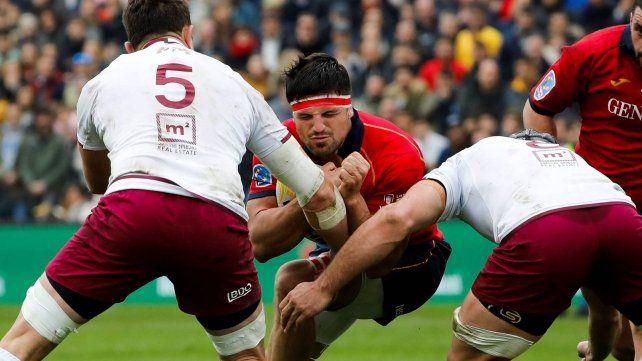 Georgia jugará el Ocho Naciones de rugby en reemplazo de Japón.