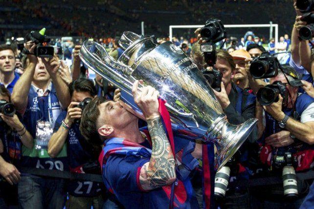 Lionel Messi aparece en la n&oacute;mina de los 50 <a href=