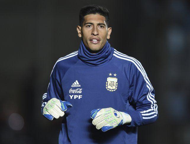 Esteban Andrada formaría parte de la lista de Scaloni de la Selección para las Eliminatorias Sudamericanas.