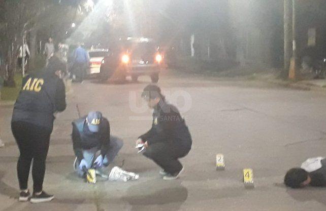 Un tiroteo en Guadalupe terminó con un policía herido.