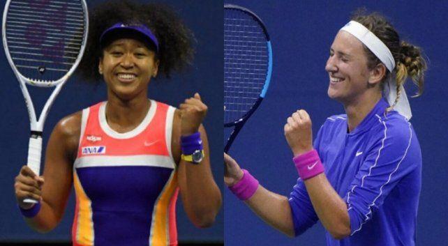 Osaka y Azarenka animarán la final del cuadro femenino del US Open desde las 17.