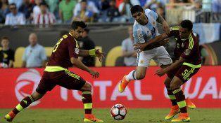 Argentina le gana 2 a 0 a Venezuela y pasa a semifinales de la Copa América