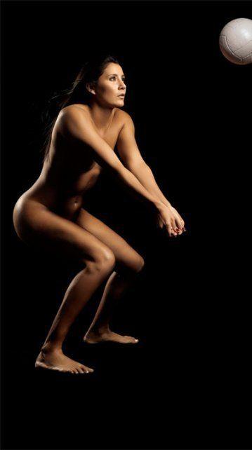 Se conoció la producción completa de las deportistas argentinas que posaron desnudas