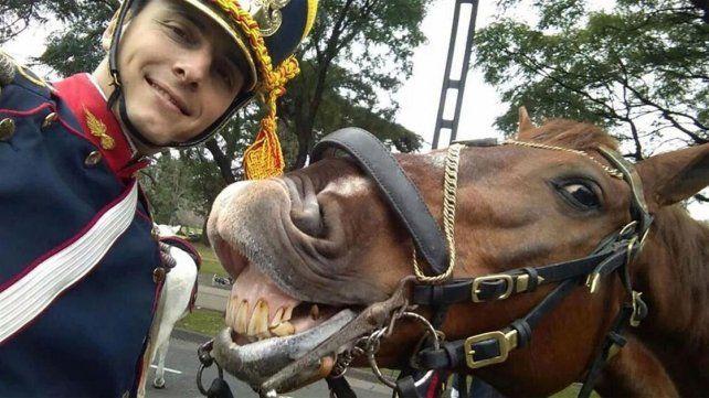La selfie de la que habla todo el país