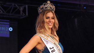 Una jujeña fue elegida reina de Miss Mundo Argentina