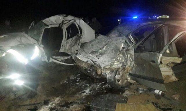 Trágico accidente en Concordia: intentó girar en U y produjo tres muertes