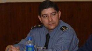 El ex comisario Sergio David, fue involucrado por un detenido acusado de abuso.