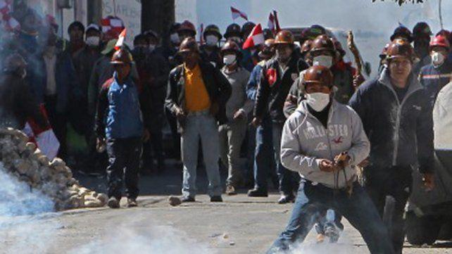 Bolivia: Mataron a un viceministro en una protesta