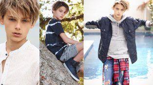 El niño más lindo del mundo tiene 12 años, es australiano y millones de seguidores