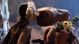 Drew Barrimore en E.T