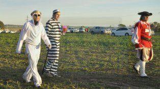 El operativo policial para la Fiesta de Disfraces contará con 800 efectivos