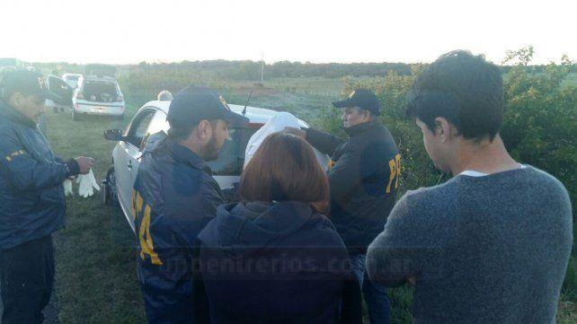 Detuvieron al narco Gonzalo Caudana con 10 kilos de cocaína en Entre Ríos