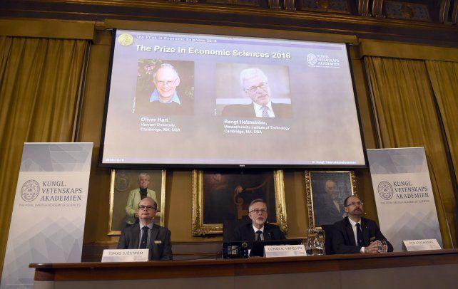 El Nobel de Economía es para un británico y un finlandés
