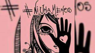 La historia del retrato viral de #NiUnaMenos