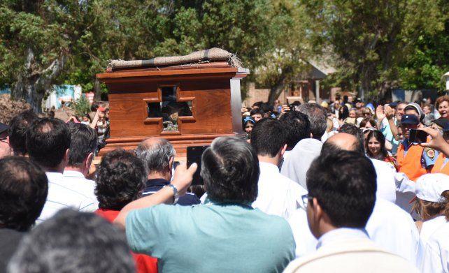 Una multitud participó de la misa por la canonización del cura Brochero