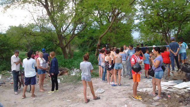 Encontraron restos del cuerpo de una mujer en la zona del Parque Varisco  de Paraná