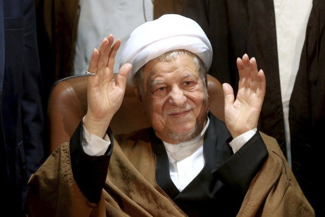 Murió el ex mandatario de Irán Akbar Hashemi Rafsanjani, uno de los acusados por el atentado a la AMIA