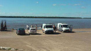 Un intendente entrerriano y otros dos acompañantes están desaparecidos en el río Paraná
