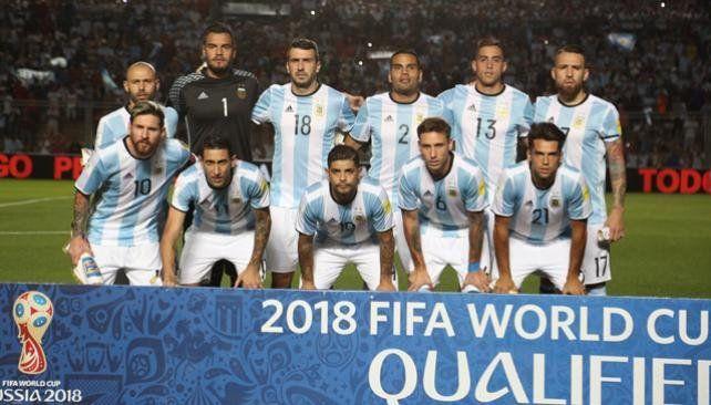 Argentina sigue en lo más alto del ranking FIFA