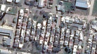 El hecho ocurrió en barrio Paraná V, en Intendente Brugo Tira 19.