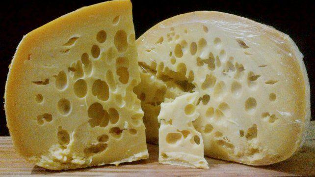 Lo detuvieron por robar tres hormas de queso