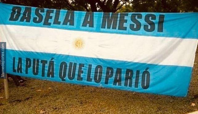 Los memes de la clasificación de Argentina a Rusia 2018