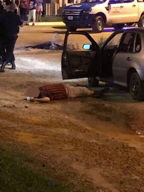 Concordia: el capo narco del barrio baleó a un grupo de vecinos y terminó muerto