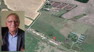 Buscan a un empresario de Gualeguay desaparecido el viernes
