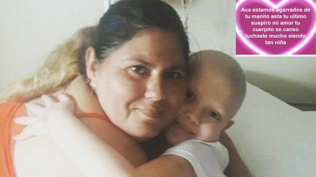 Falleció Antonella, la niña de Gualeguaychú que había sido trasplantada