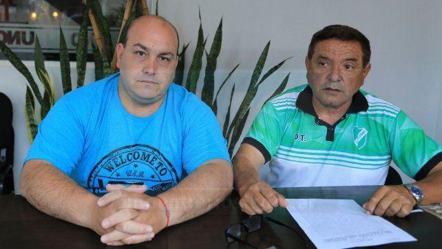Gabriel Jorge y Daniel López
