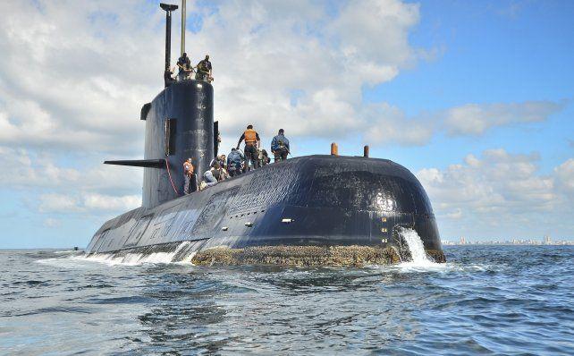 El submarino ARA San Juan había detectado un submarino nuclear británico