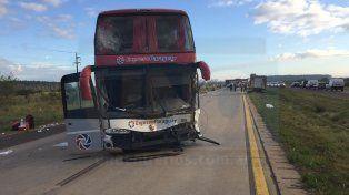 Tragedia en la autovía 14: se conocieron las identidades de las víctimas