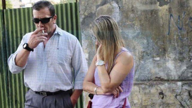 El oficial Galarza había sido llevado a juicio por homicidio en 2004.