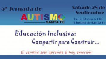 Jornada de Autismo Educación Inclusiva: Compartir es Construir