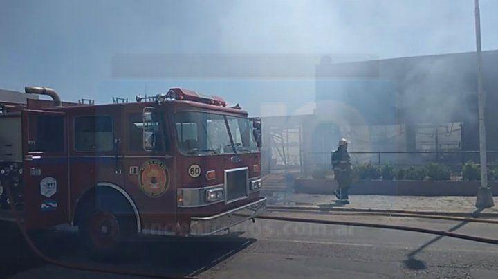 Se conoce el motivo del incendio en un reconocido parador de Paraná