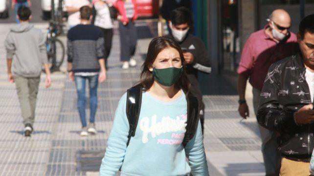 La ciudad de Paraná presenta una escalada de casos de coronavirus que preocupa. El departamento, acumula 234 casos. La provincia de Entre Ríos, 529.
