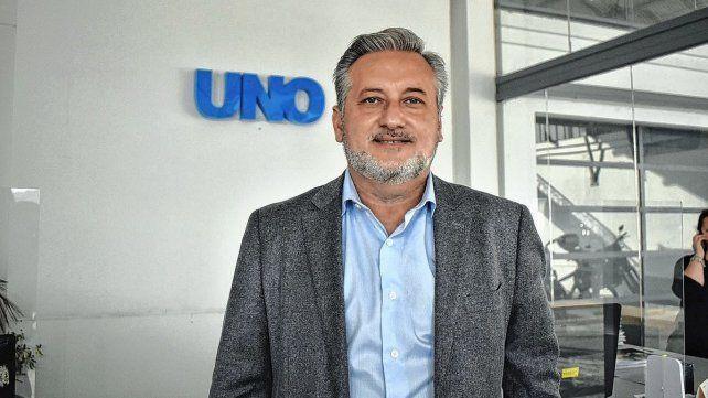 Marcelo Lewandowski, del Frente de Todos, fue el precandidato a senador más votado en la provincia.
