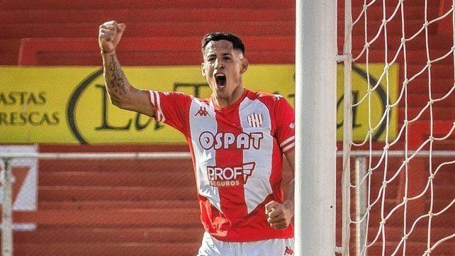 Fernando Márquez podría ser una de las apuestas de Juan Azconzábal en Unión frente a Estudiantes.