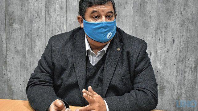 El rector de la UNL, Enrique Mammarella, habló sobre los diferentes impactos que tuvo la pandemia en la Universidad.