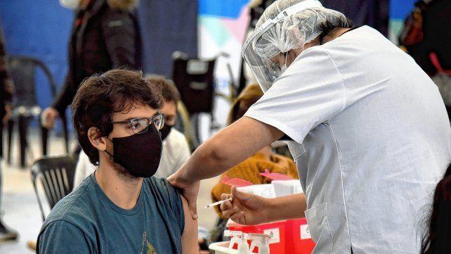 Vacunación en Santa Fe