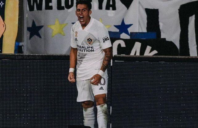 Boca recibió la notificación de Los Angeles Galaxy respecto a que no podrá hacer uso de la opción de Cristian Pavón