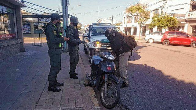 Gendarmería Nacional logró incautar dos armas en operativos de prevención