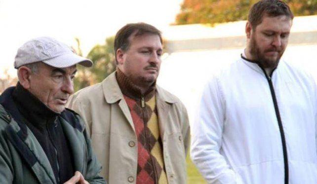 Adrián Zenklusen, presidente de Ben Hur, reconoció que está muy cerca de darse el acuerdo para que Castellano juegue en Unión.